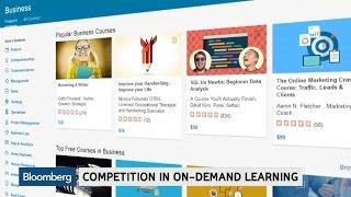 Udemy: Online Marketplace for Education