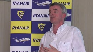 Ryanair pronta ad accettare sindacati piloti, sciopero sospeso