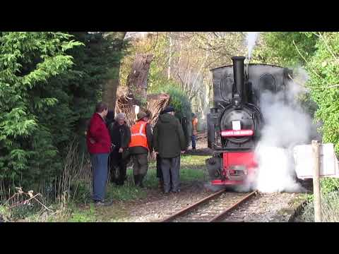 Visit by the Branch Line Society
