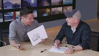 Learn how to draw Lightning McQueen from Cars 3