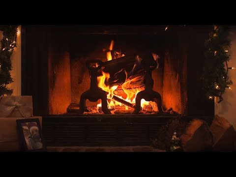 Rend Collective - 'Campfire Christmas' (Yule Log Video)