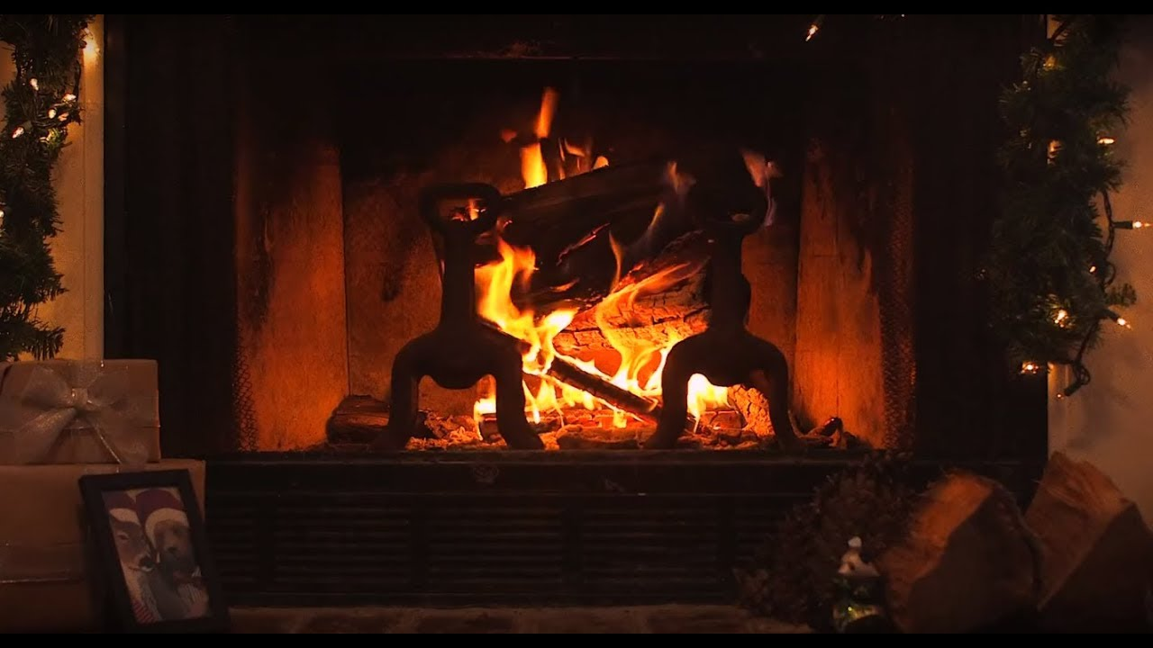 Rend Collective - 'Campfire Christmas' Yule Log Video - YouTube