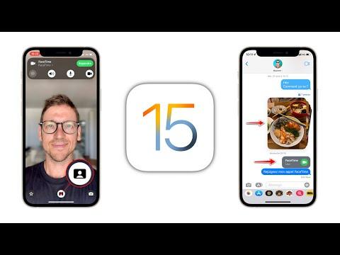 iOS 15 : les 15 Principales Nouveautés et Comment les UTILISER !