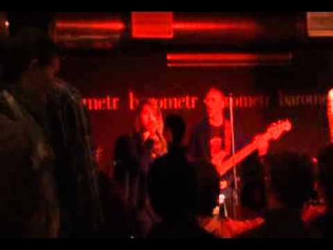 "Sylwia Inez with Jazz Band in ""Barometr"" club in Warsaw (01.04.13)"