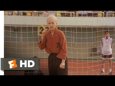 Shaolin Soccer (2001) – E.T. the Goalie Scene (11/12)   Movieclips