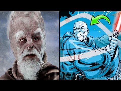 Ki-Adi Mundi On Sharad Hett's Death - Star Wars Explained