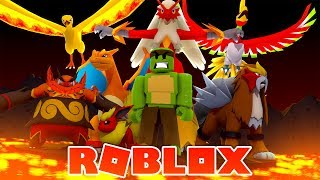 Roblox - DEFEATING OUR FIRST GYM! - Pokemon Brick Bronze w/MY Girlfriend #3