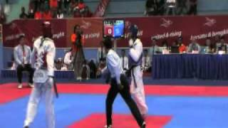 vuclip Philippines vs Malaysia - 26th  SEA Games Taekwondo  - Under 58 kg Me