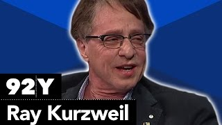 Ray Kurzweil says nanobots will connect your neocortex to the cloud