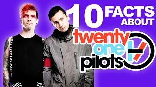 10 Crazy Facts About Twenty One Pilots