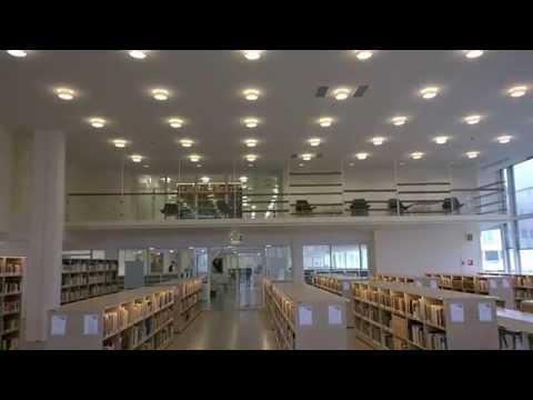 Turun yliopiston uusi Feeniks-kirjasto