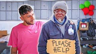 Transforming a Homeless Mans Life.. **EMOTIONAL**