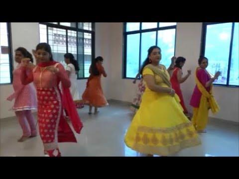 2 Taali Garba Dance Tutorial   सीखें 2 ताली गरबा स्टेप   Learn Simple Garba Steps