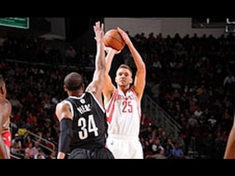 Chandler Parsons Shoots Perfect from Beyond the Arc