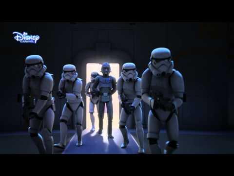 youtube filmek - Star Wars Lázadók - 12. rész előzetes. Csak a Disney Csatornán!