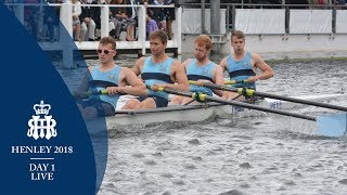 Day 1  - Full Replay | Henley 2018