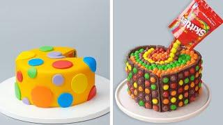 Top Colorful Fondant Cake Compilation |Amazing Cake Decorating Ideas