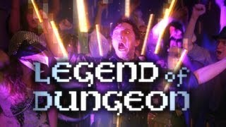 Legend of Party - Legend of Dungeon Trailer