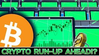 CRYPTO RUN-UP AHEAD!? (Did We Just AVOID a HUGE DROP?)