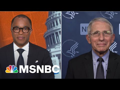 Fauci On Maskless Safety If Vaccinated And Who Should Play Him Next