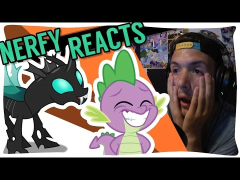 Nerfy Reacts || MLP:FiM S6 E16 [ The Times they are a Changeling ] ~ Blind Reaction/Commentary ~