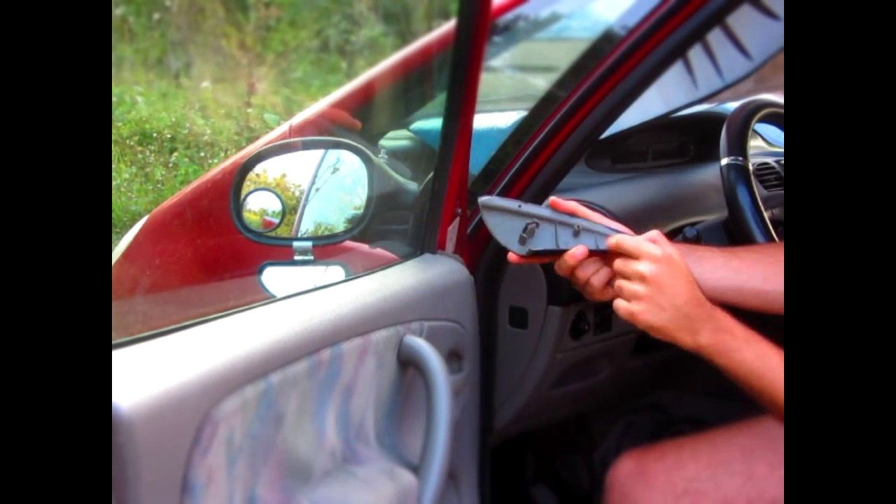 Side View Mirror Replacement Xsara Picasso Youtube