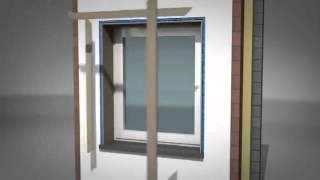 Window System, Doors & Window Installation From McCoy Soudal