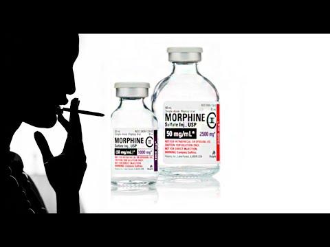 Морфин и его действие насколько он опасен для организма человека