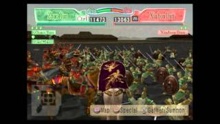 Let's Play Kessen II Part 8: Another Siege