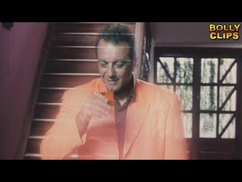 Comedy Movies   Hindi Movies 2019   Sanjay Dutt Gets Drunk   Comedy Scenes   Sanjay Dutt Movies