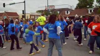 Pella IA Dancing Wooden Shoes