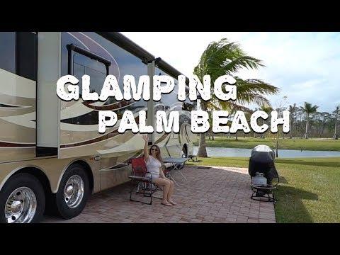 Glamor Camping - Exploring An Elite