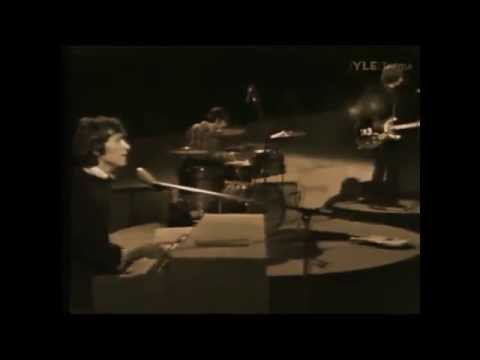 Spencer Davis Group Finnish TV 1967 Live