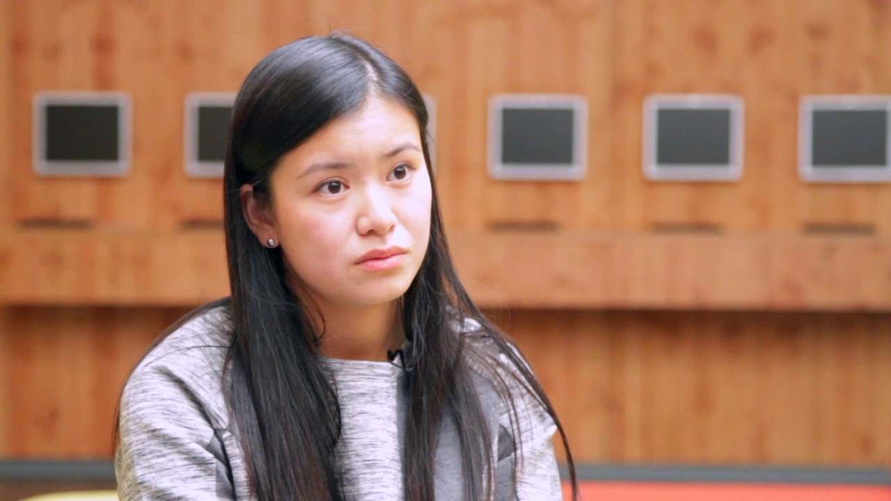 Katie Leung cast