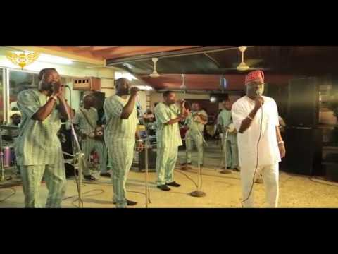 Adewale AYUBA LIVE at Ikoyi club ILEYA DANCE 2016