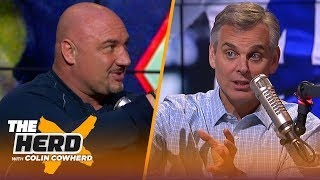 Jay Glazer and Colin discuss the Packers' coaching vacancy and Texans resurgence | NFL | THE HERD