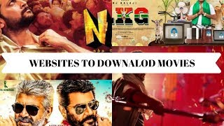 Websites To Download Movies In Tamil | NewsCam