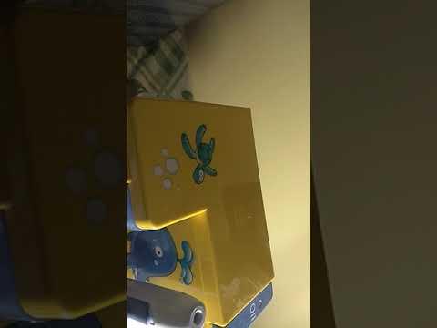 Ирригатор AQUAJET LD-A8 yellow