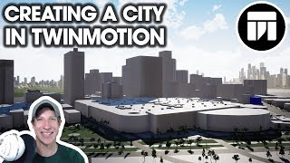Download Big City Import In Twinmotion MP3, MKV, MP4 - Youtube to