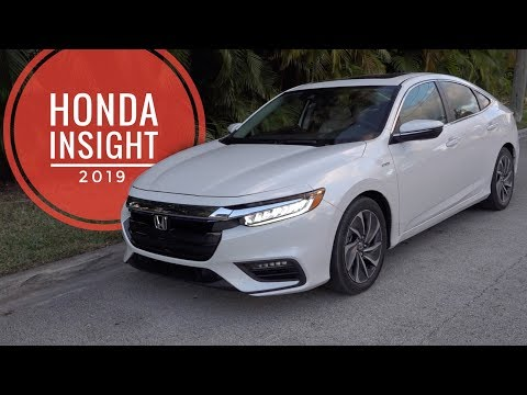 2019 Honda Insight, technology for the road