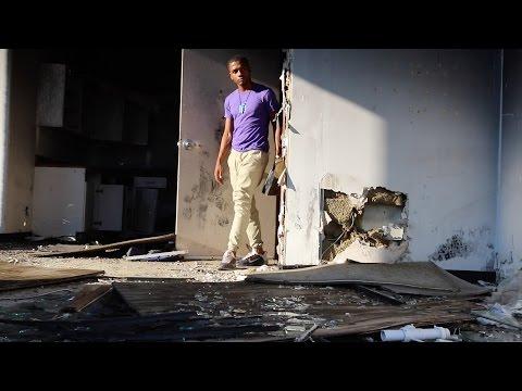 Morehouse College Vlog_14: Morris Brown Abandoned Dorm