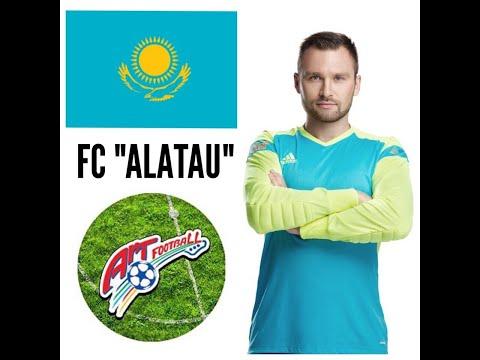 Абдулкарим  FC ALATAU Kazakhstan  Art Football 2014 2015  Moscow