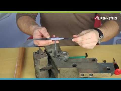 RENNSTEIG Double-edged Screw Extractors