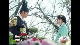Video Top 25 Best Korean Drama (Year 2000-2012) download MP3, 3GP, MP4, WEBM, AVI, FLV Januari 2018