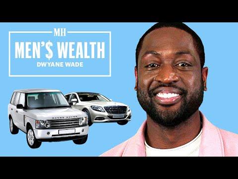 Dwyane Wade on the Worst Money He's Ever Blown   Men'$ Wealth   Men's Health