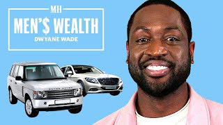 Dwyane Wade on the Worst Money He's Ever Blown | Men'$ Wealth | Men's Health
