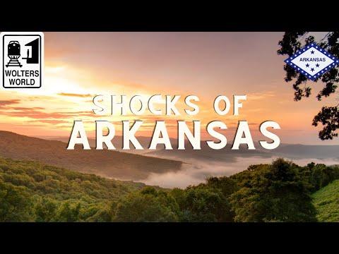 Arkansas - 10 Shocks of Visiting Arkansas