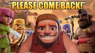 "Clash of Clans Mini Story - ""Builder, Please Come Back!"" 