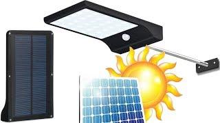 Фонарь для дачи на солнечной батарее c IP65 | алиэкспресс обзор