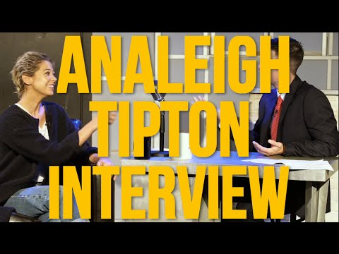 Analeigh Tipton Extended Interview - Episode 05